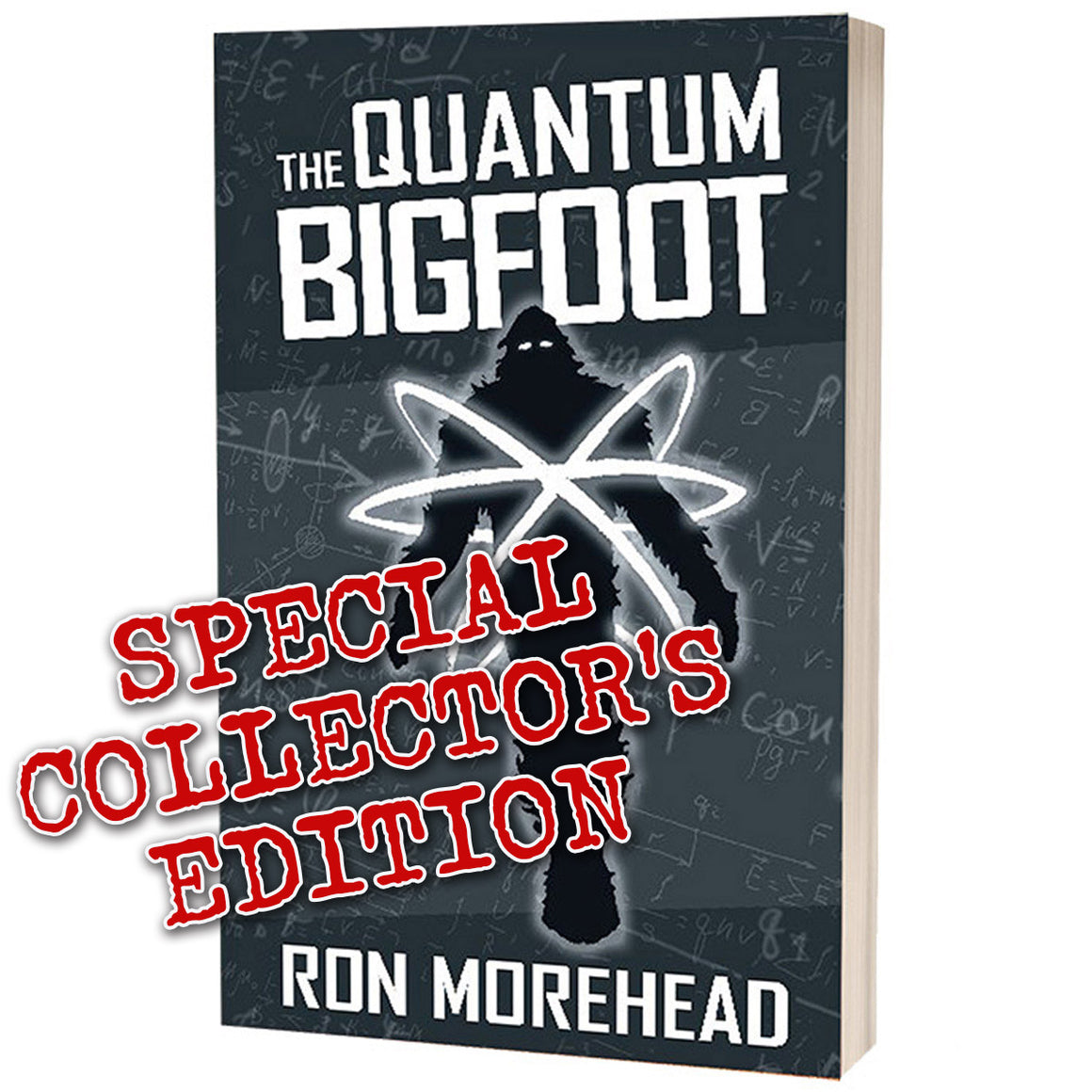 Collector's Edition: The Quantum Bigfoot