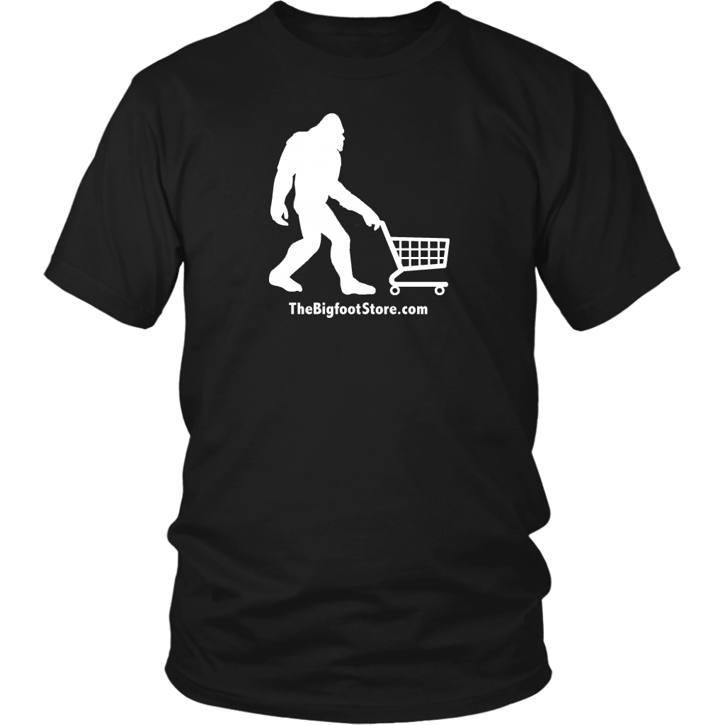 Bigfoot Shopping Shirt