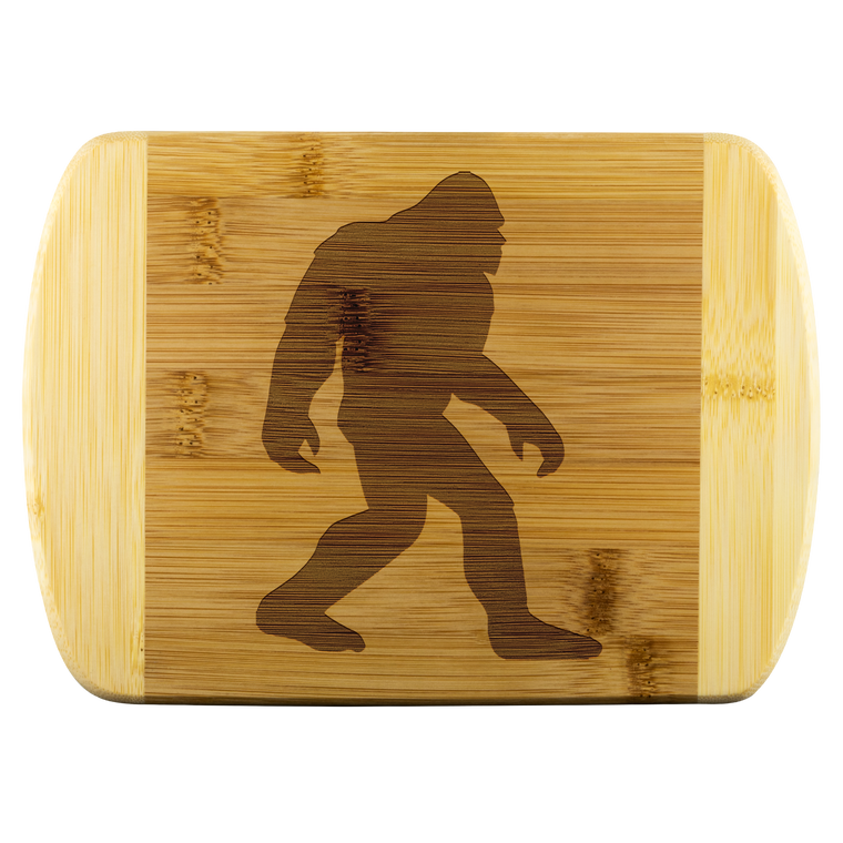 Bigfoot Cutting Board