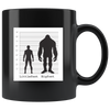 Littlefoot Bigfoot Mug