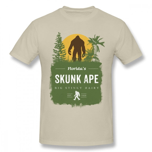 Florida's Skunk Ape