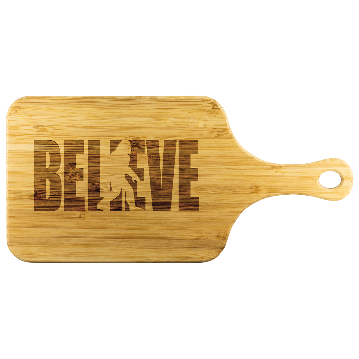 Believe Cutting Board