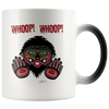 Whoop! Whoop! Magic Mug By Tom Sewid