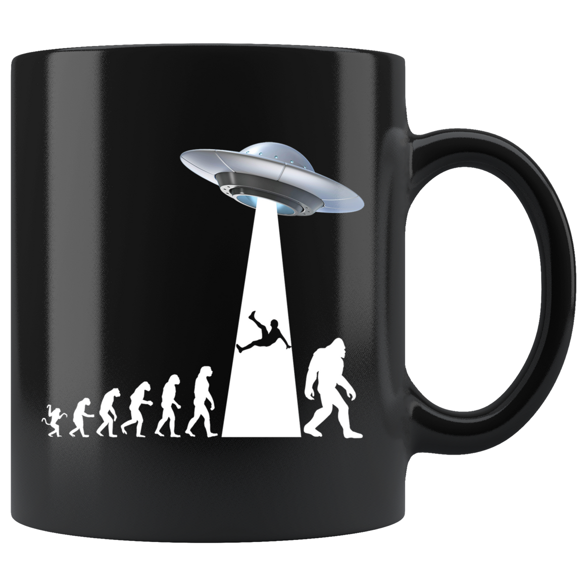Alien Intervention Mug