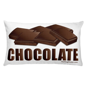 Dark Chocolate Pillow