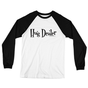 "The Classic ""Hug Dealer"" Baseball Unisex Tee **more colors"