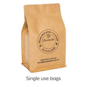 Oliver's Roast Single Use Bags
