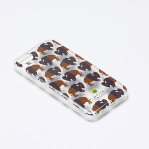 Bison Phone Case