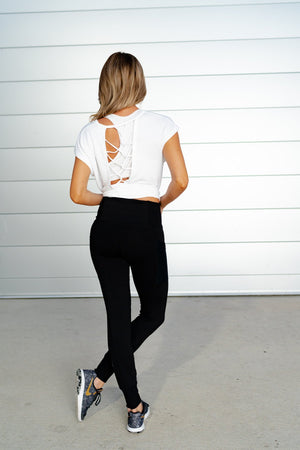 No Limits Leggings In Black