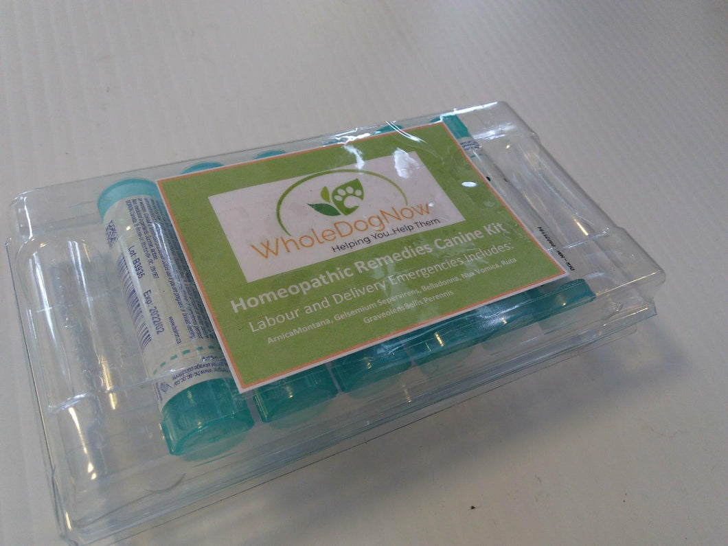 WholeDogNow Labour and Delivery Kit WDN
