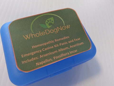WholeDogNow Panic and Fear Kit WDN