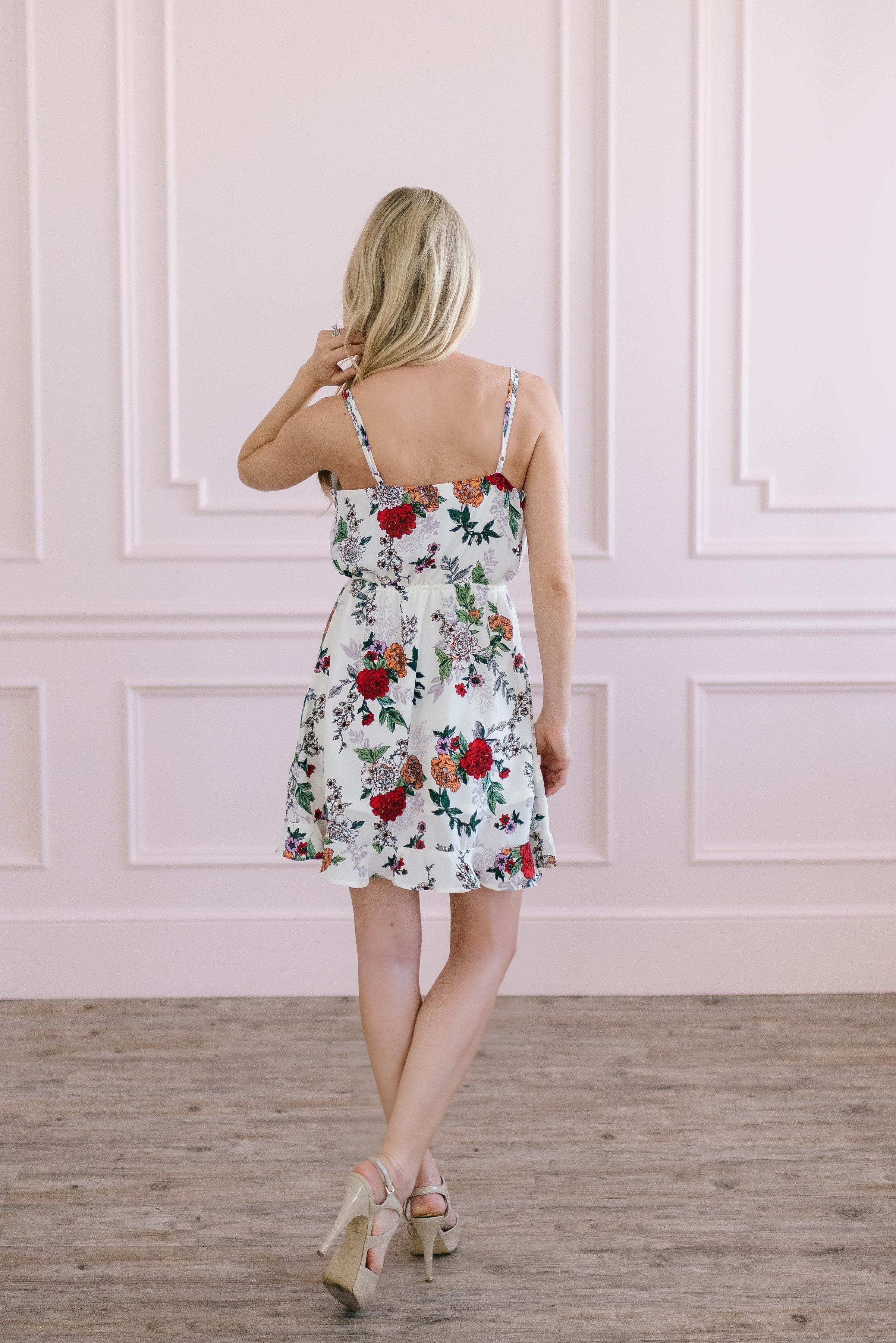 Alisa Summer Dress