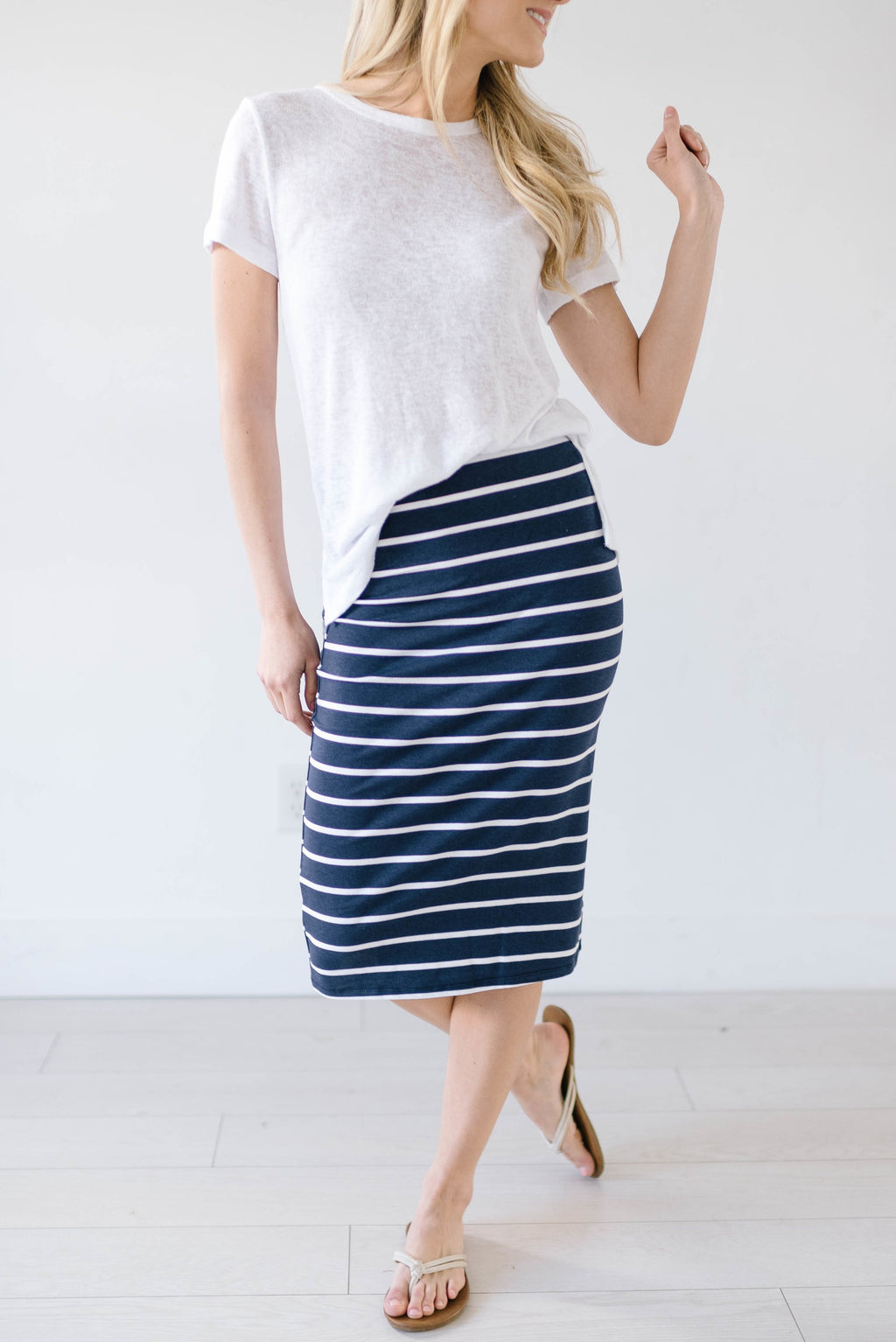 Beach Blues Skirt