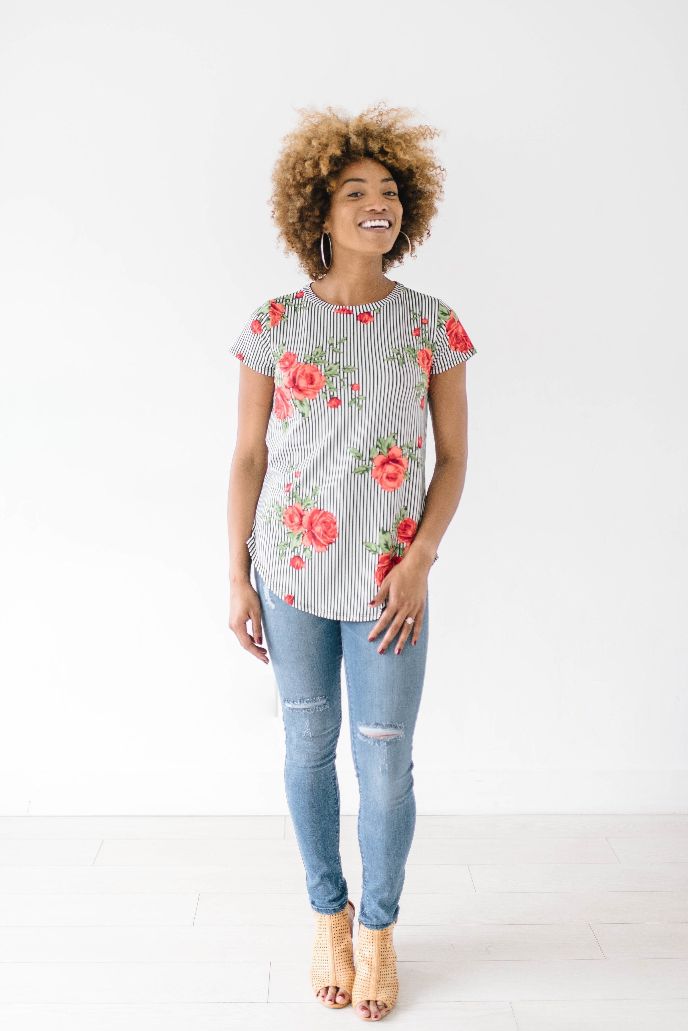 City Of Roses Top
