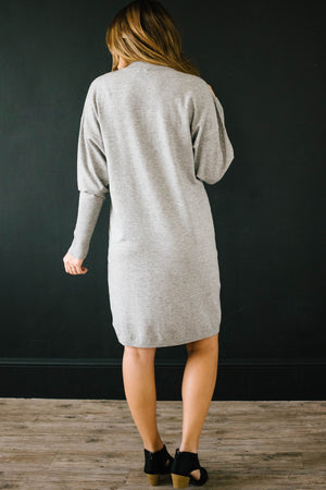 Granite Sweater Dress