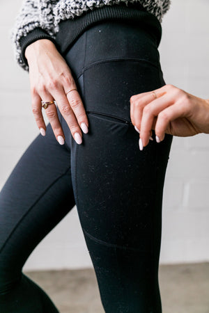 High Performance Athletic Leggings - ALL SALES FINAL