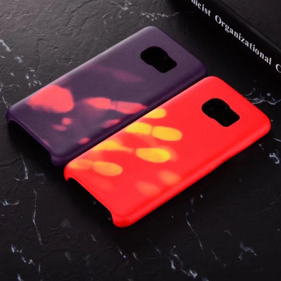 Heat Reactive Thermal Samsung Case