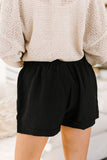 Short 'N' Sweet Shorts In Black