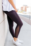 Use It Or Lose It Moto Leggings - ALL SALES FINAL