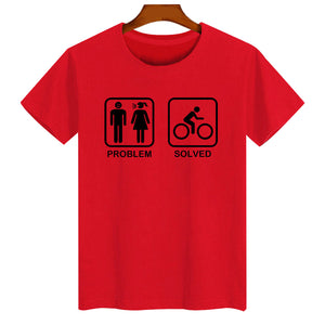 Problem Solved Men's T Shirt