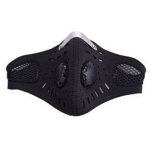 Anti-Pollution Cycling Mask With Filter