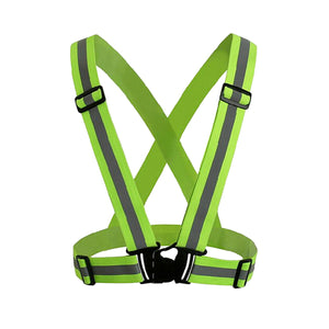 LED High Visibility Reflective Safety Belt