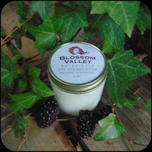Load image into Gallery viewer, Love Your Body Butter - Blackberry Pecan Truffle - 4 oz