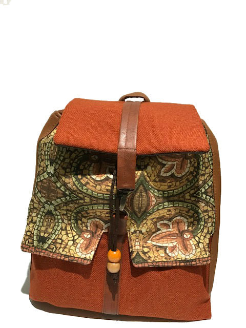'Fifi' printed backpack