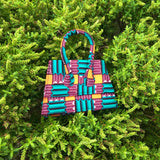 Tanatswa Print mini bag