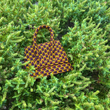 Mumbi Print mini bag