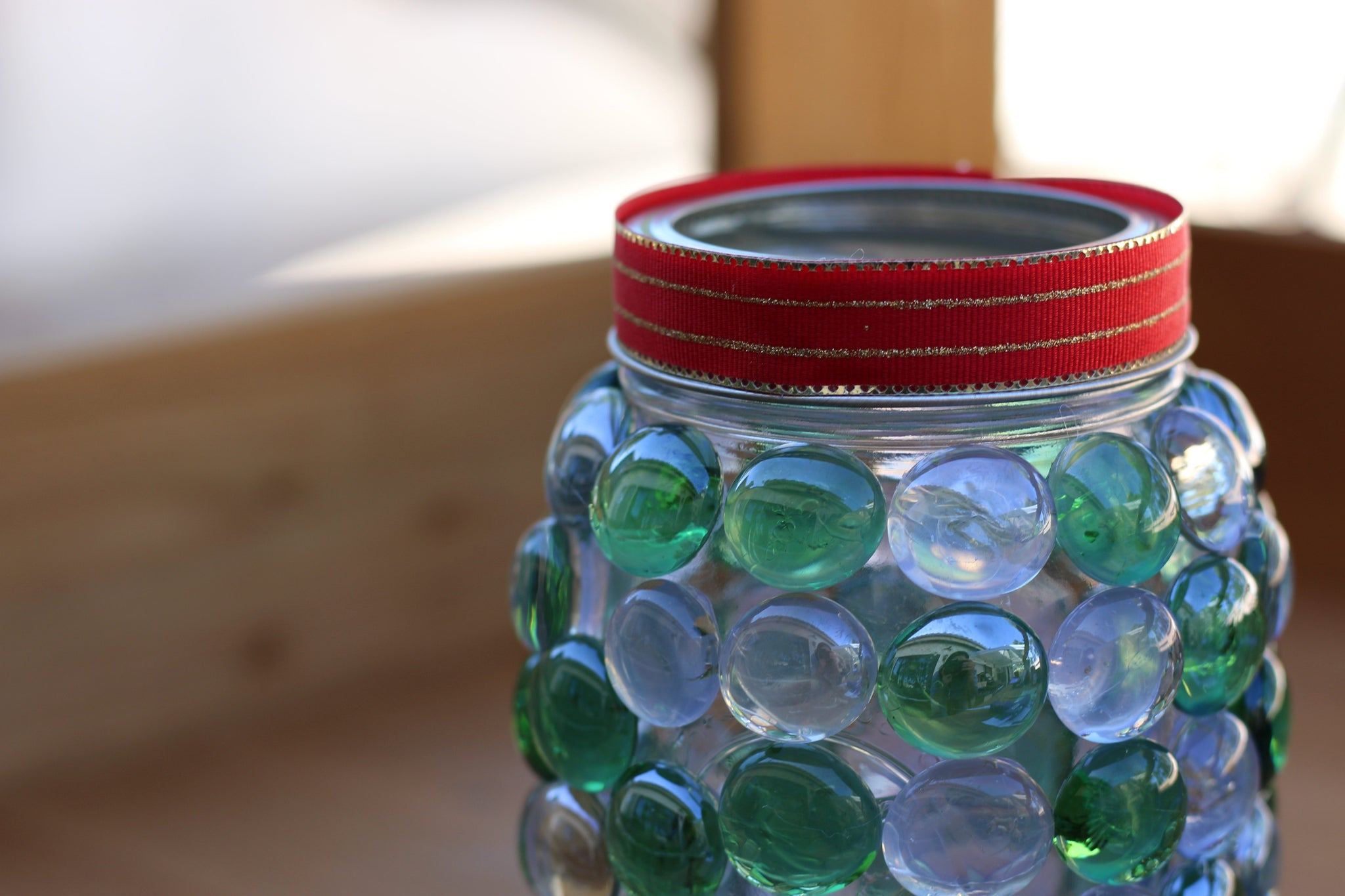 Simple mason jar DIY by succy crafts
