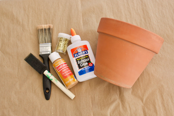 terracotta DIY supplies