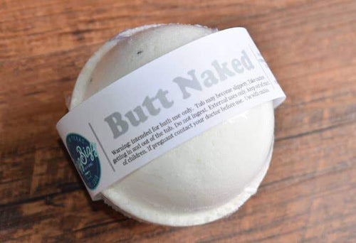 Butt Naked - Bath Bomb - for sale by Succy Crafts