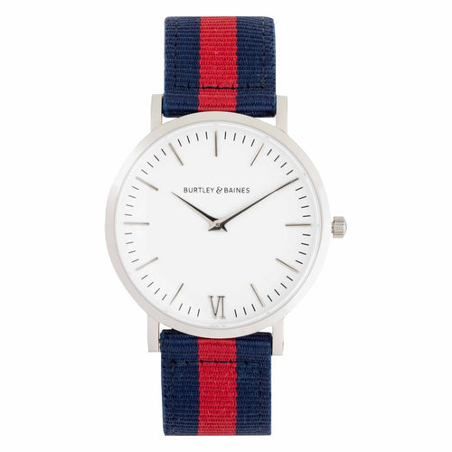 Deva Red & Blue NATO - Burtley & Baines