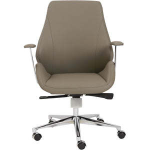 BERGEN LOW BACK OFFICE CHAIR - Fast Ship Furniture