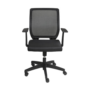Osmond Low Back Office Chair - Fast Ship Furniture
