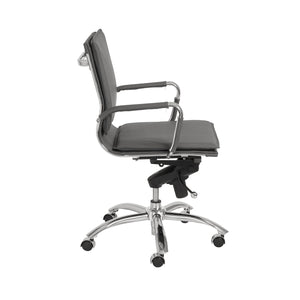 Gunar Pro Low Back Office Chair - Fast Ship Furniture
