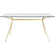 Load image into Gallery viewer, ATOS 60-INCH DINING TABLE - Fast Ship Furniture