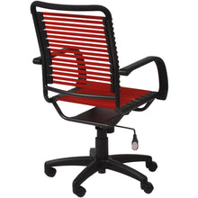 Load image into Gallery viewer, BUNGIE FLAT HIGH BACK OFFICE CHAIR - Fast Ship Furniture