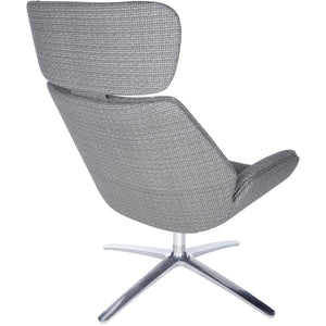 Ana Swivel Lounge Chair - Fast Ship Furniture