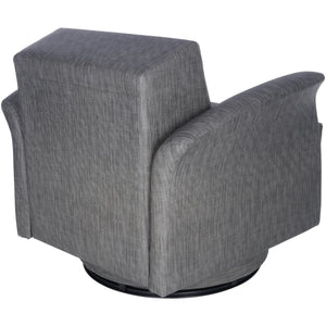 Ines Swivel Lounge Chair - Fast Ship Furniture