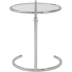 Eileen Gray 20-inch Side Table - Fast Ship Furniture