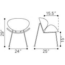 Load image into Gallery viewer, Match Chair (Set of 2) - Fast Ship Furniture