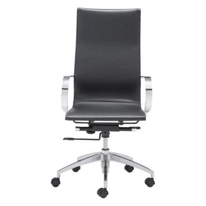 Glider Hi Back Office Chair - Fast Ship Furniture