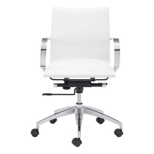 Glider Low Back Office Chair - Fast Ship Furniture