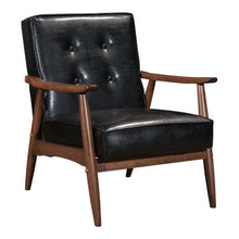 Load image into Gallery viewer, Rocky Arm Chair Leatherette - Fast Ship Furniture