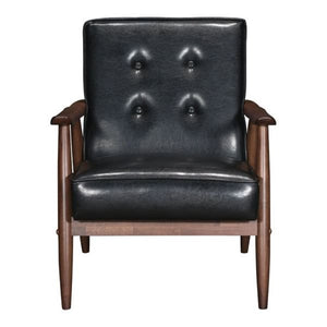 Rocky Arm Chair Leatherette - Fast Ship Furniture