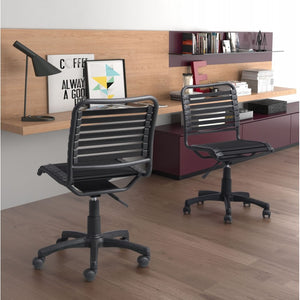 Stretchie Office Chair Black - Fast Ship Furniture