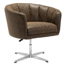 Load image into Gallery viewer, Wilshire Occasional Chair Leatherette - Fast Ship Furniture