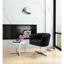 Load image into Gallery viewer, Wilshire Occasional Chair Black Fabric - Fast Ship Furniture